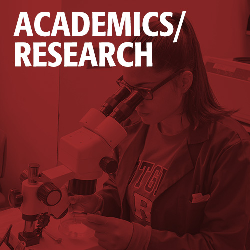 Academics and Research